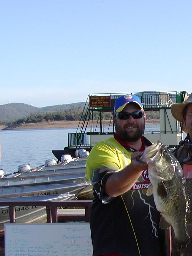 Collins lake 9 2 pounder big ed fishing for Collins lake fishing report